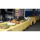 serviços de churrasco para festa de formatura Jaçanã