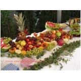 serviços de churrasco para festas e eventos Santo Amaro