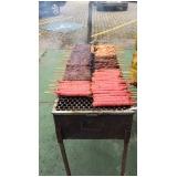 venda de espetinhos para festa de churrasco em Cotia